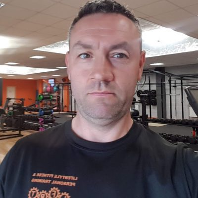 Alan Wilson, Personal Trainer